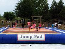 Giant Jump Pad