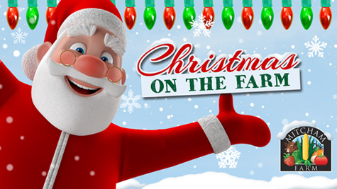 Christmas on the Farm: December 16-18, 2016
