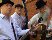 Johnny Roquemore & The Apostles of Bluegrass