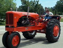 Tractor Demonstrations