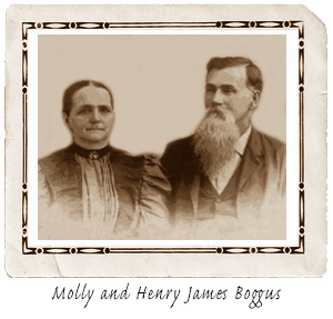 Molly and Henry James Boggus